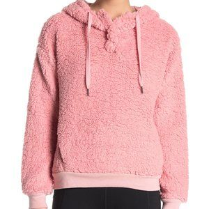 NEW Z By Zella XL Rare Form Faux Shearling Sweater
